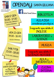Open day 2014 - 2015 OK