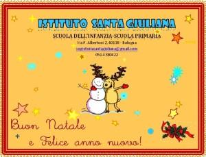 cartolina auguri Natale 2015