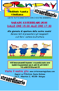 open day straordinario